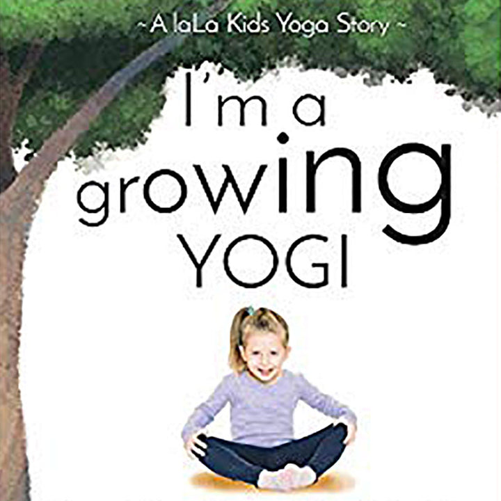 I'm a Growing Yogi - Book