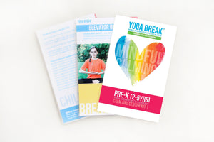 ***SALE*** YogaBREAK Kit - Ages 3-5