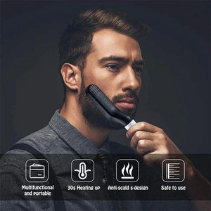 Multifunctional styling comb