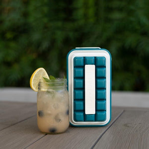 Portable ice box