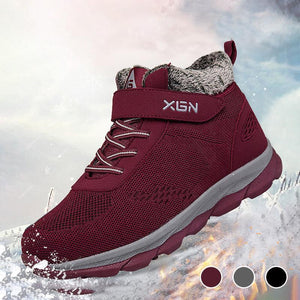 Winter snow resistant shoes