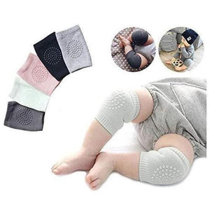 Baby Crawling Knee Pads (pack of 3 pairs)