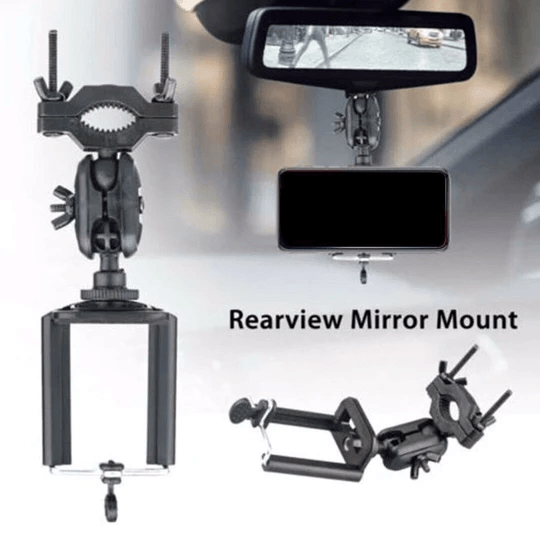Rearview Mirror Car Mount Holder