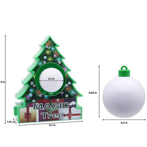Christmas Tree Ornaments Pendants DIY Painting Balls