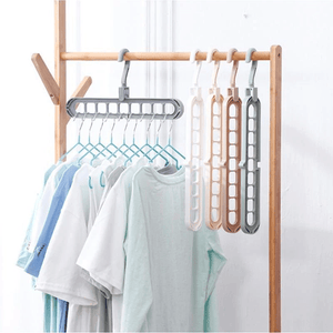 Rotatable Non-slip Coat Hanger