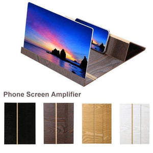3D Phone Screen Magnifier