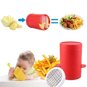Potato Slicer French Fries Maker