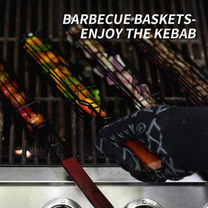 Barbecue baskets