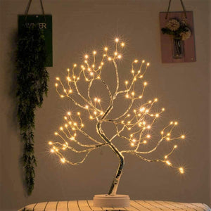 Spirit Tree Sparkly Night Light