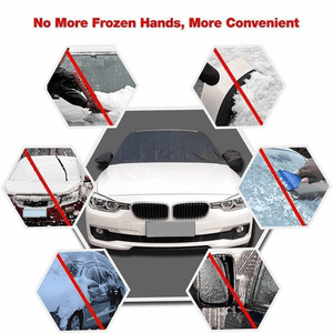 Protective Car Windscreen Cover