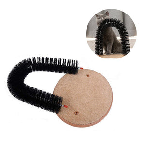 Self Grooming and Massaging Cat Toy