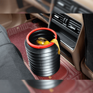Foldable Car Storage Bin Box