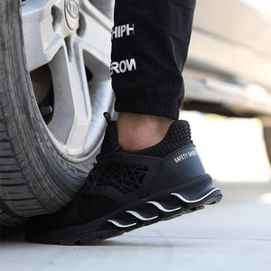 New safety shoes in 2020