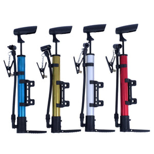 Portable High Pressure Air Pump Bike Pump