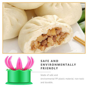 Non-Stick Steamed Stuffed Bun Making Mould