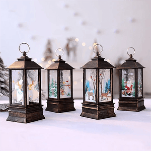 Christmas Decoration LED Lighting Lantern
