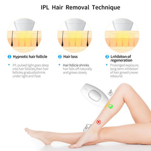 Professional IPL Epilator Laser Hair Removal