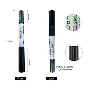 One Step Gel Nail Polish Pen