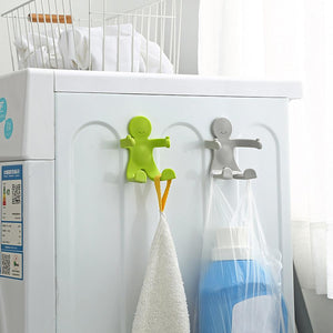 Creative Little Person Wall Coat Hook