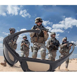 Polarized Shatterproof Military Goggles