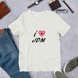Short-Sleeve T-Shirt - I <3 jdm