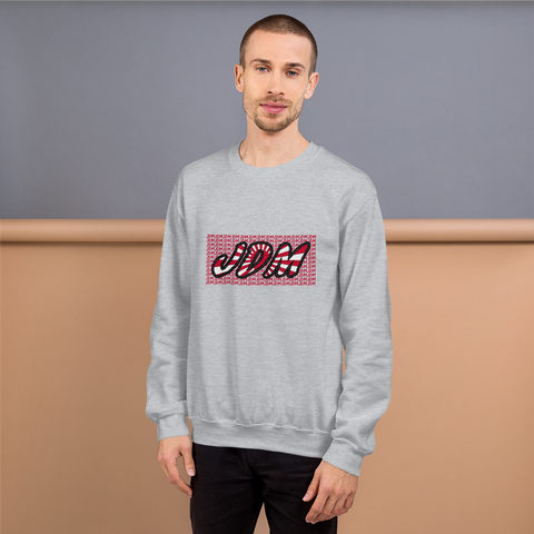 Sweatshirt - JDM with jdm in background