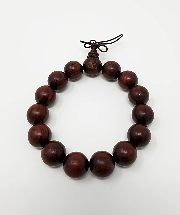 Blood Wood Bracelet - Buddhist bracelet