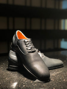 KUBO leather shoes by SALUBATA