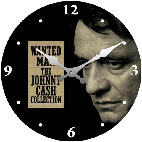 Clock - Johnny Cash