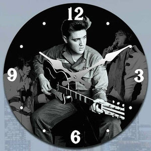 Clock - Elvis Presley US Army