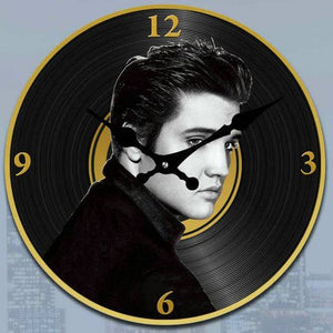 Clock - Elvis Presley Record