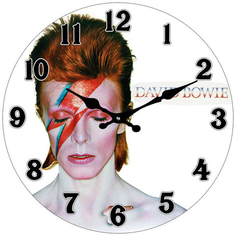 Clock - David Bowie