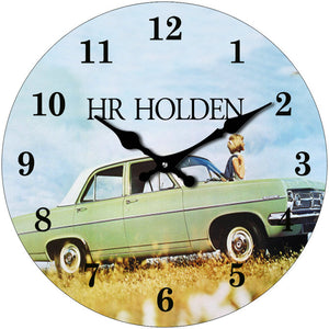 Clock - HR Holden