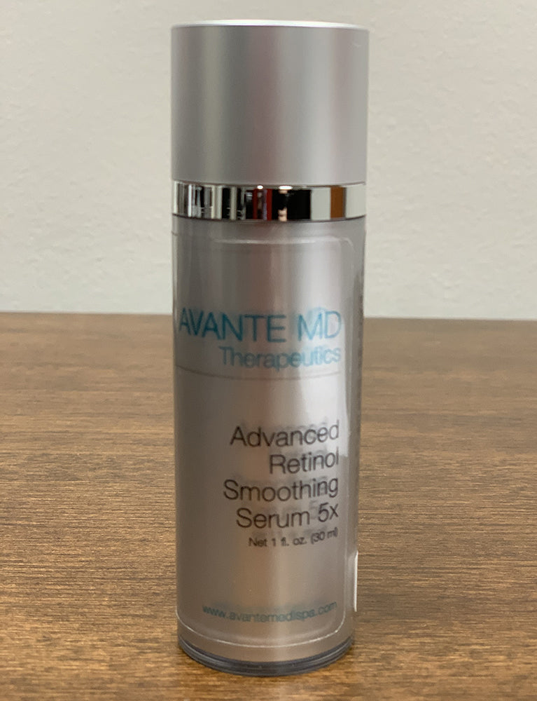 Advance Retinol Smoothing Serum 5X - Avante Laser & Medispa