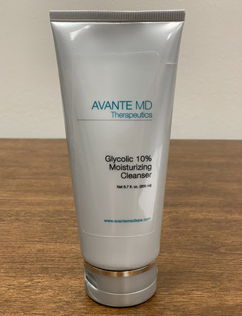Glycolic Moist Cleanser