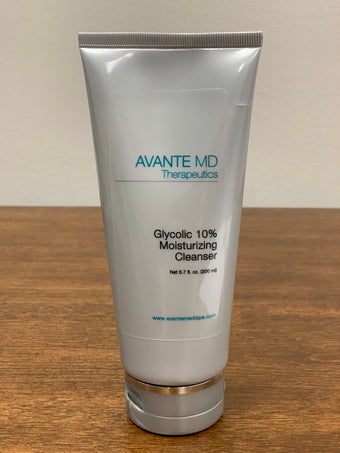 Glycolic 10% Moist Cleanser
