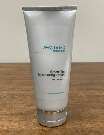 Green Tea Moisturizer Lotion