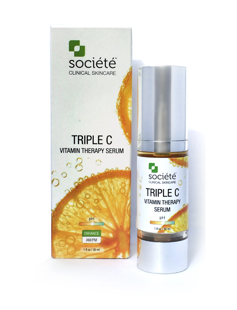 TRIPLE C VITAMIN THERAPY SERUM - Avante Laser & Medispa
