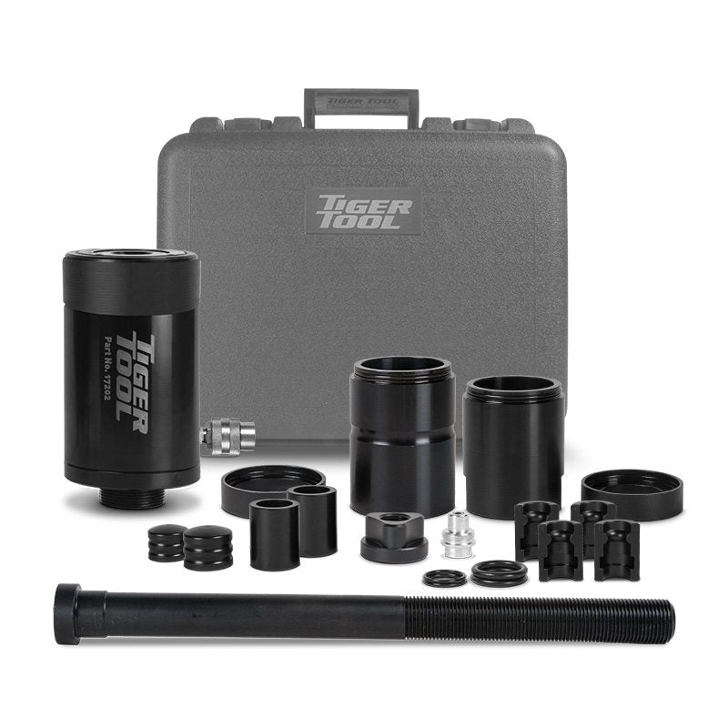 TIG-15000 Leaf Spring & Bushing Service Kit (No Adapters Included - Core Kit)