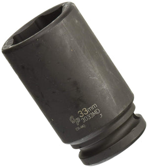 "GRY-3033MD 3/4"" Drive x 33mm Deep Impact Socket"