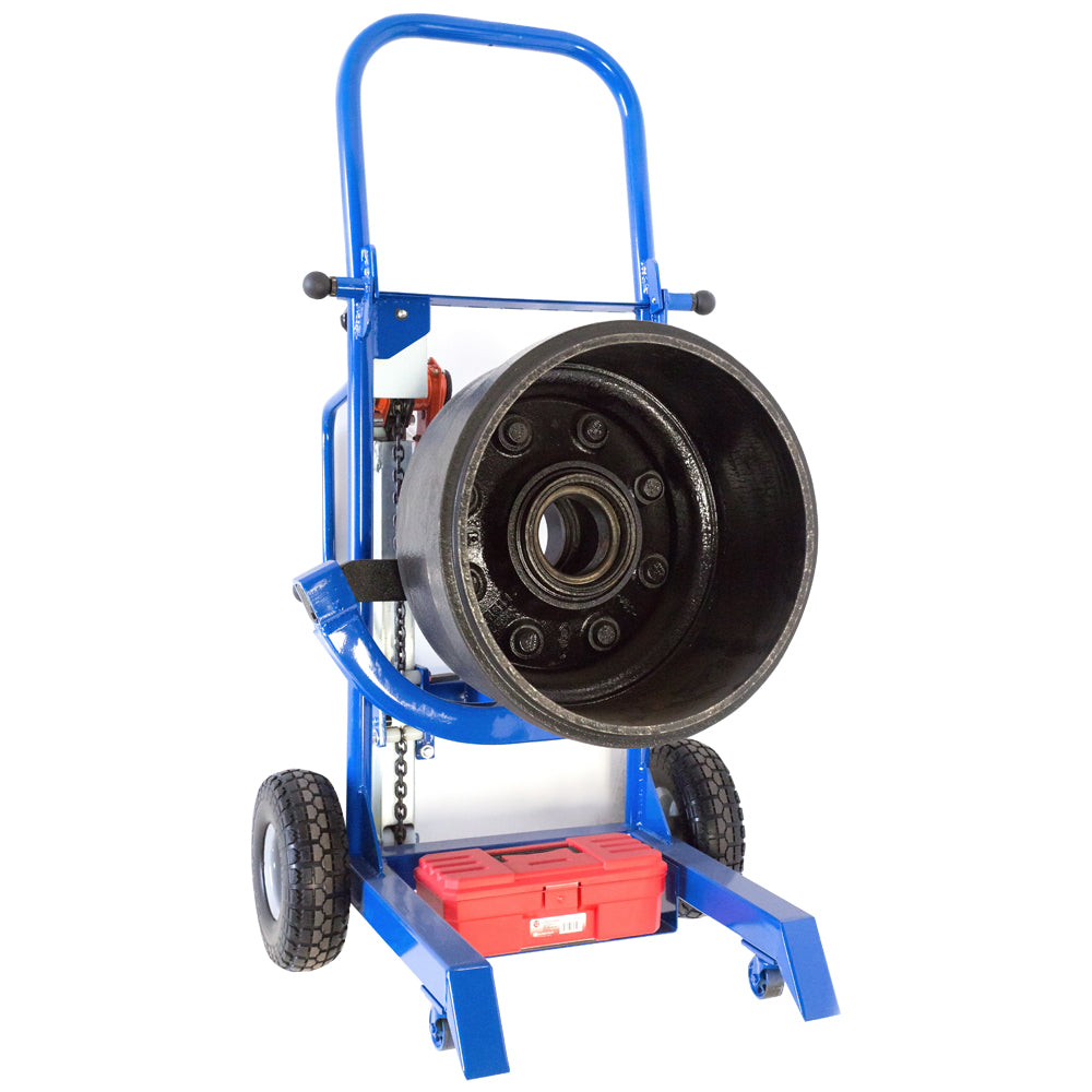 TSI-350B Back Buddy II™ Brake Drum Handler