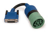 NEX-493028 9-Pin Deutsch Adapter Non Locking