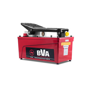 TIG-70129 Hydraulic Pump With 6' Hose & Gauge, BVA