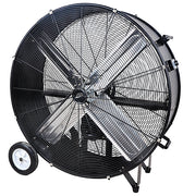 ATD-30342 Belt Drive Drum Fan, 42""