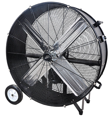 ATD-30342 Belt Drive Drum Fan, 42