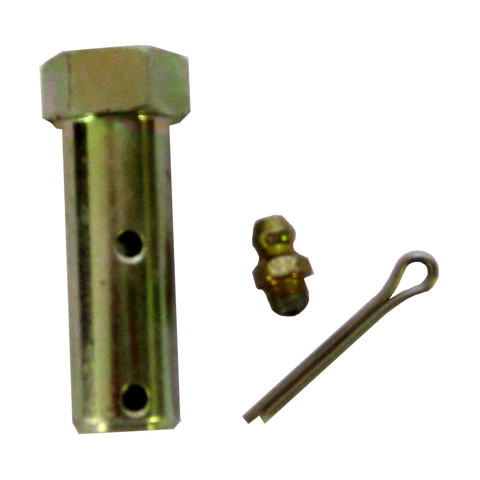 "BC-100-CP138-10 Greasable Clevis Pins 1/2""x 1-3/8"", 10 Pack"