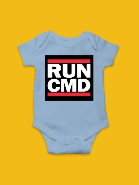 Run CMD Onesie