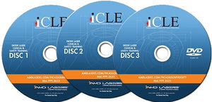 ICLE Laser Certification (6 CE Credits)