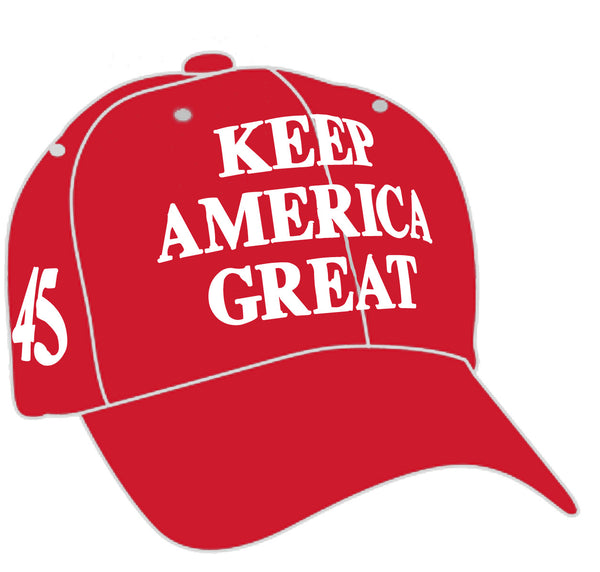 Keep America Great Vinyl Sticker