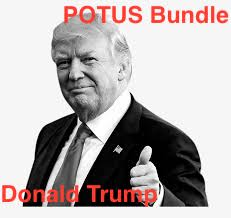 Trump Ultimate Bundle Collection - MAGA/KAG Lapel Pins + Stickers